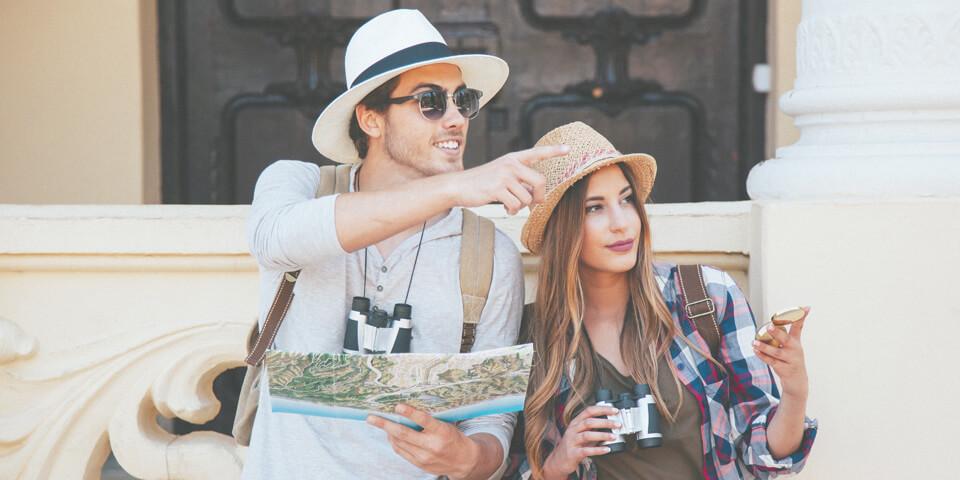 Английский для туристов: полный разговорник