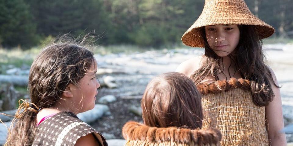 В Канаде сняли фильм на языке, на котором говорят только 20 человек