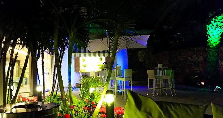 Ночью в отеле