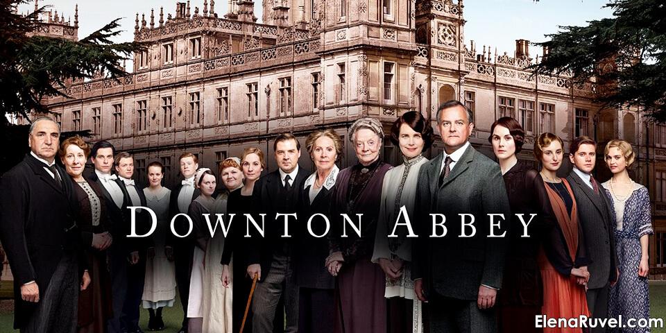 downton abbey, аббатство даунтон