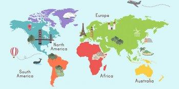 Тест: угадай интересные факты о странах мира