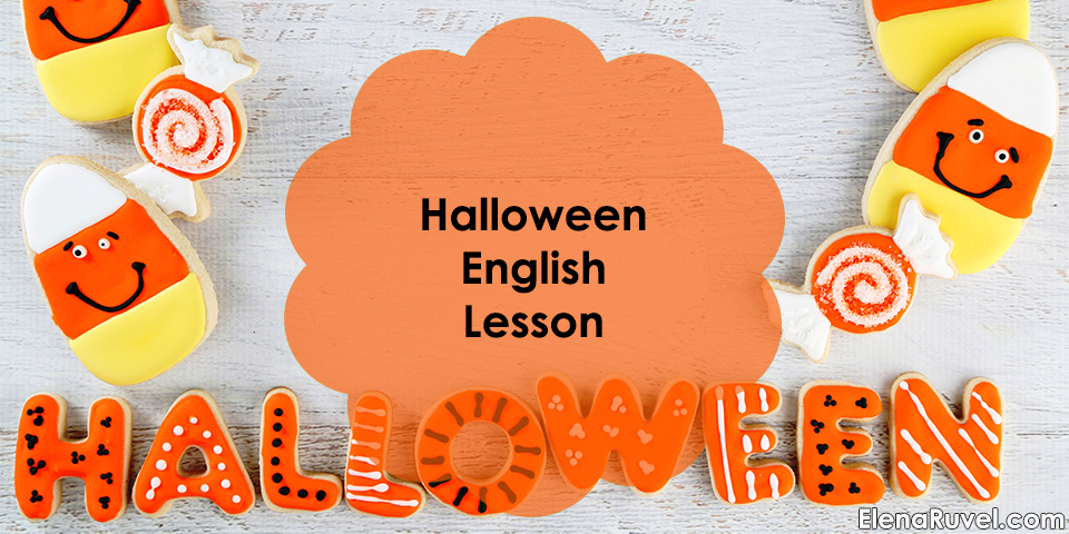 Halloween English Lesson