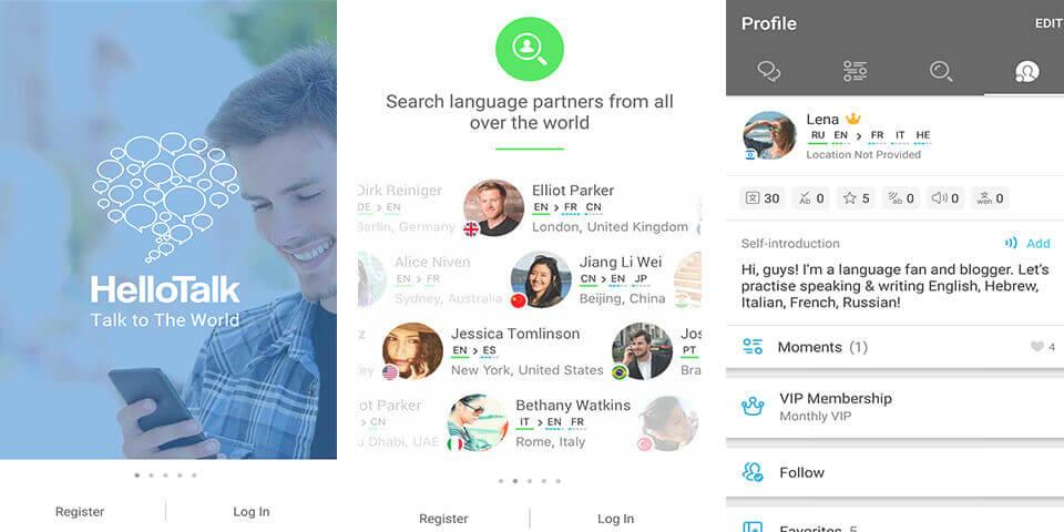 языковой обмен, приложение, иностранные языки, носитель языка