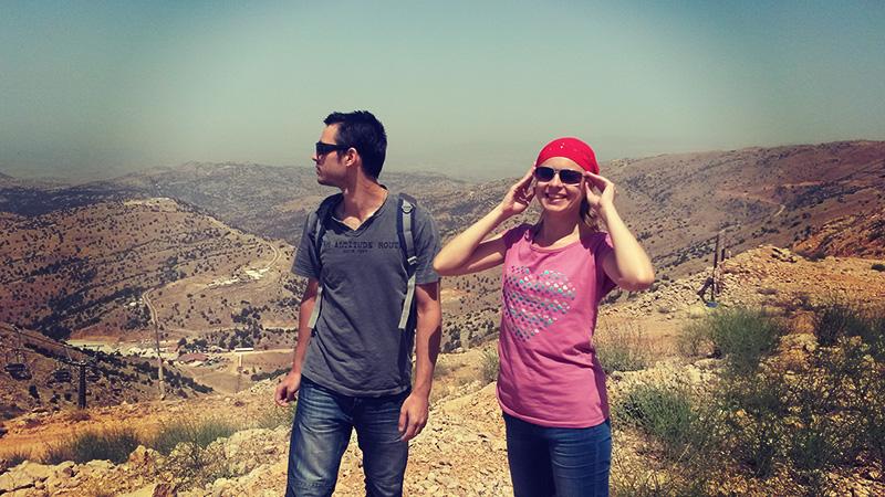 Самая высокая точка в Израиле
