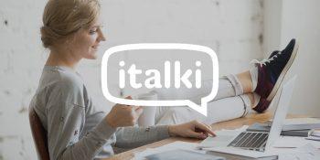 иностранный язык с носителями, разговорная практика с носителями языка, обзор italki