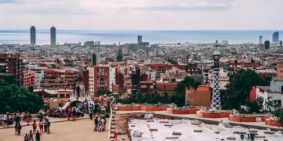самые посещаемые города в мире