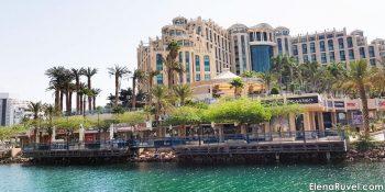 Отели Израиля: обзор Queen of Sheba Eilat